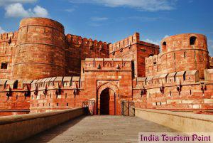 Taj Mahal Tourism Agra Fort Photos