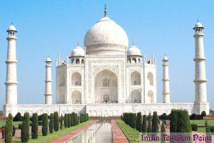 Taj Mahal Tourism Image