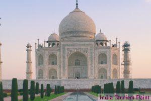 Taj Mahal Tourism Photo
