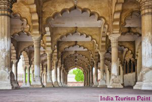 Taj Mahal Tourism Still