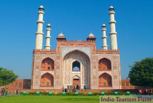 Taj Mahal Tourism Wallpaper